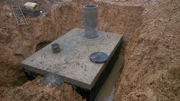 Szamba betonowe, zbiornik na ścieki, zbiorniki na szambo-Gwarancja