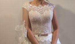 Продам счастливое платье +подарок, свадебное платье, шикарное платье