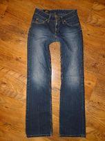 Spodnie damskie jeans LEE 36 / S