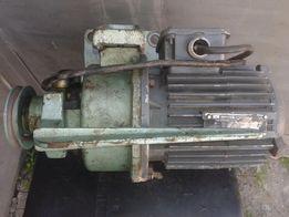 Эл. двигатель с редуктором для швейной машинки с блоком пуска.