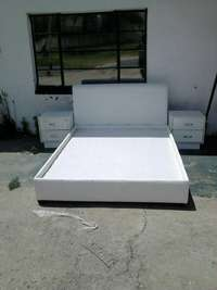 Image of Bed double size and queen size