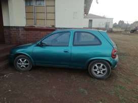 2002 Opel Corsa Lite For sale.