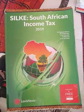 SILKE: South African Income tax, 2019 Edition