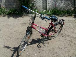 Велосипед на 26 колесах FASER SHIMANO