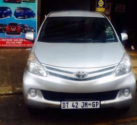 Toyota avanza available now dont miss it