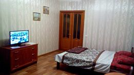 Посуточно или почасово уютная квартира в ЦЕНТРЕ, интернет.