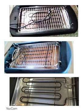 Estia Electric Indoor Smokeless Health Grill/Braai