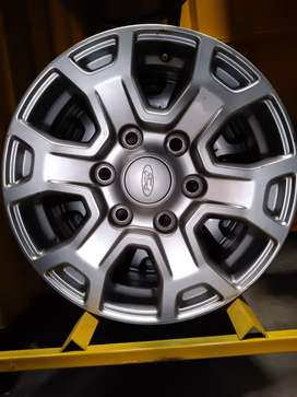 A set of 16inches Ford ranger mag wheels