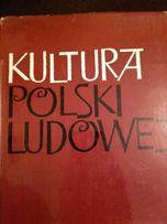Album kultura polski ludowej 1966r.