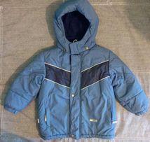LENNE (Ленне) - Зимняя куртка на мальчика 3х лет