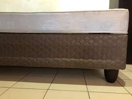 Firm Double Bed