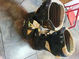 Thor motocross boots