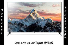 Телевізор LG 43UK6300/6400 4K S2; T2 з Польщі є в наявності