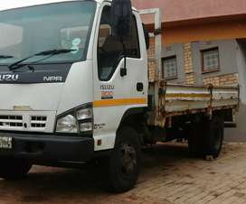 3 TON ISUZU NPR300 FOR HIRE OR RENTAL OR REMOVALS