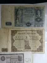 Stare banknoty