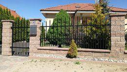 ogrodzenia bramy napędy