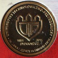 Moneta kolekcjonerska - 60 Dukatów Jubileuszowych UTP jedyna taka!