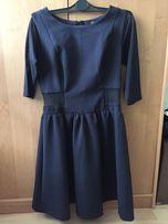 Elegancka sukienka firmy MOHITO, rozm. 36, używana