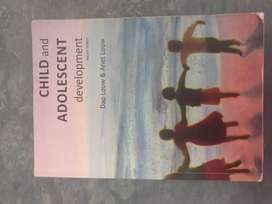 Child and Adolescent Development psychology textbook by Louw
