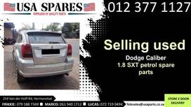 Dodge Caliber 1.8 SXT 2007-13 used spare parts for sale