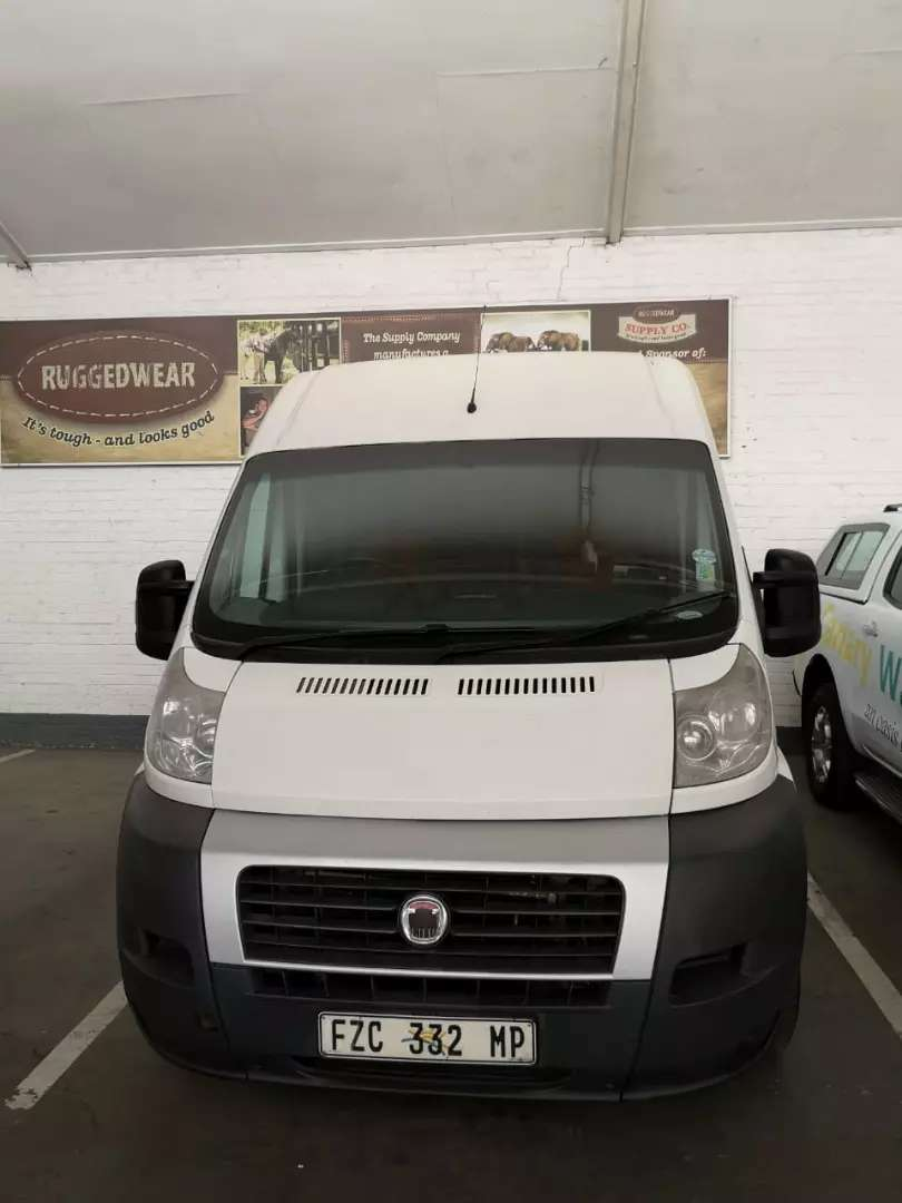 Delivery Van for sale 0