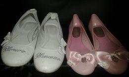 Босоножки туфли кожа blumarine, juisy couture