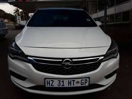 2017 Opel Astra 1.6 Engine Capacity with Manuel Transmission