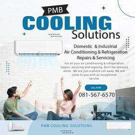 PROFESSIONAL AIRCON AND REFRIGERATION SERVICES