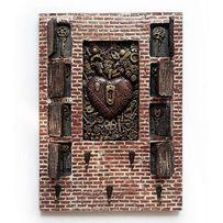Настенная ключница Оригинальный подарок Декор в стиле Loft