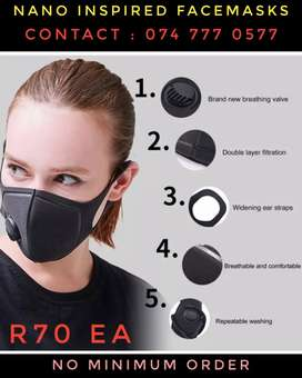 Comfortable Facemasks