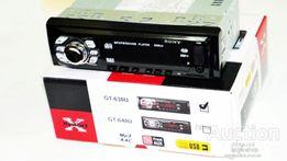Атомагнитола Sony 1236 Usb Card Radio 900 руб