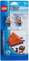 LEGO CITY ARCTIC 850932 Arktyka Namiot Polarnicy Akcesoria NOWE Lublin