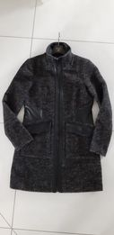 Płaszcz Vero Moda Denim rozmiar M tweedowy