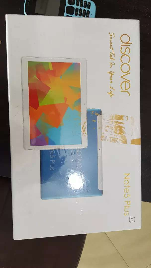 Discover Note 5 plus Tab 4g 0