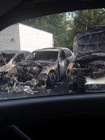 Продам машину бмв 745 I после пожара
