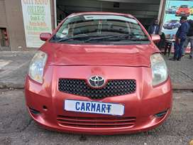 2007 TOYOTA YARIS T1 WITH 86000KM