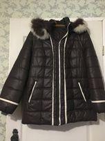 Новая зимняя женская куртка 54р.