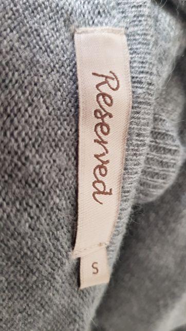 Sweterek Reserved szary Warszawa - image 2