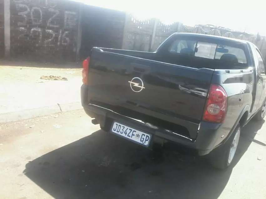 Corsa Utility Bakkie for sale 0