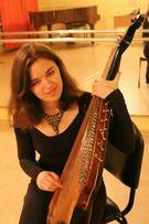 Анастасія Решетняк Бандура, музика на свято Музикант, вокаліст Весілля