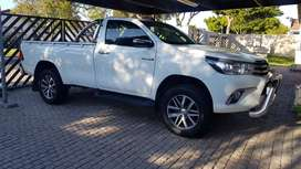 Toyota hilux  2.8 gd6 sc