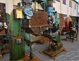 Industrial Tapping machines x 2
