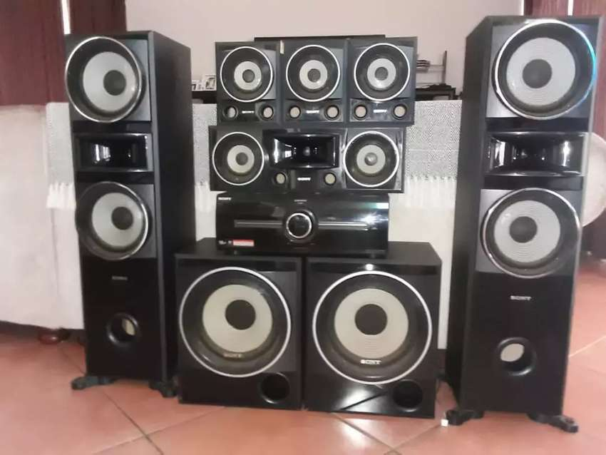Sony Mgongo 6.2 Home Theater System 0