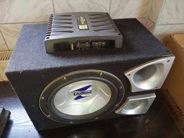 Tuba basowa Axton CAB303 +wzmacniacz Axton C208