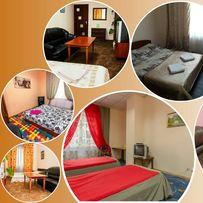 В нашем мини-отеле на Демеевке вы будете себя чувствовать как дома.