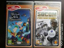 PSP Games For Sale (Take Both For 80)