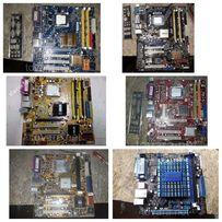 Материнская плата сокет socket lga 775 1150 под DDR1 DDR2 DDR3