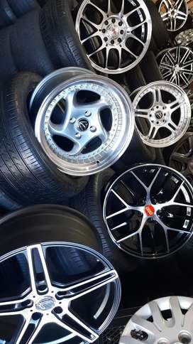 Tyres wheels and fitments