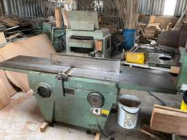 Heavy duty surface plainer, 500mm