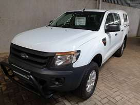 ~2014 Ford Ranger 2.2XL Doublrcab-Canopy-Obly R219900
